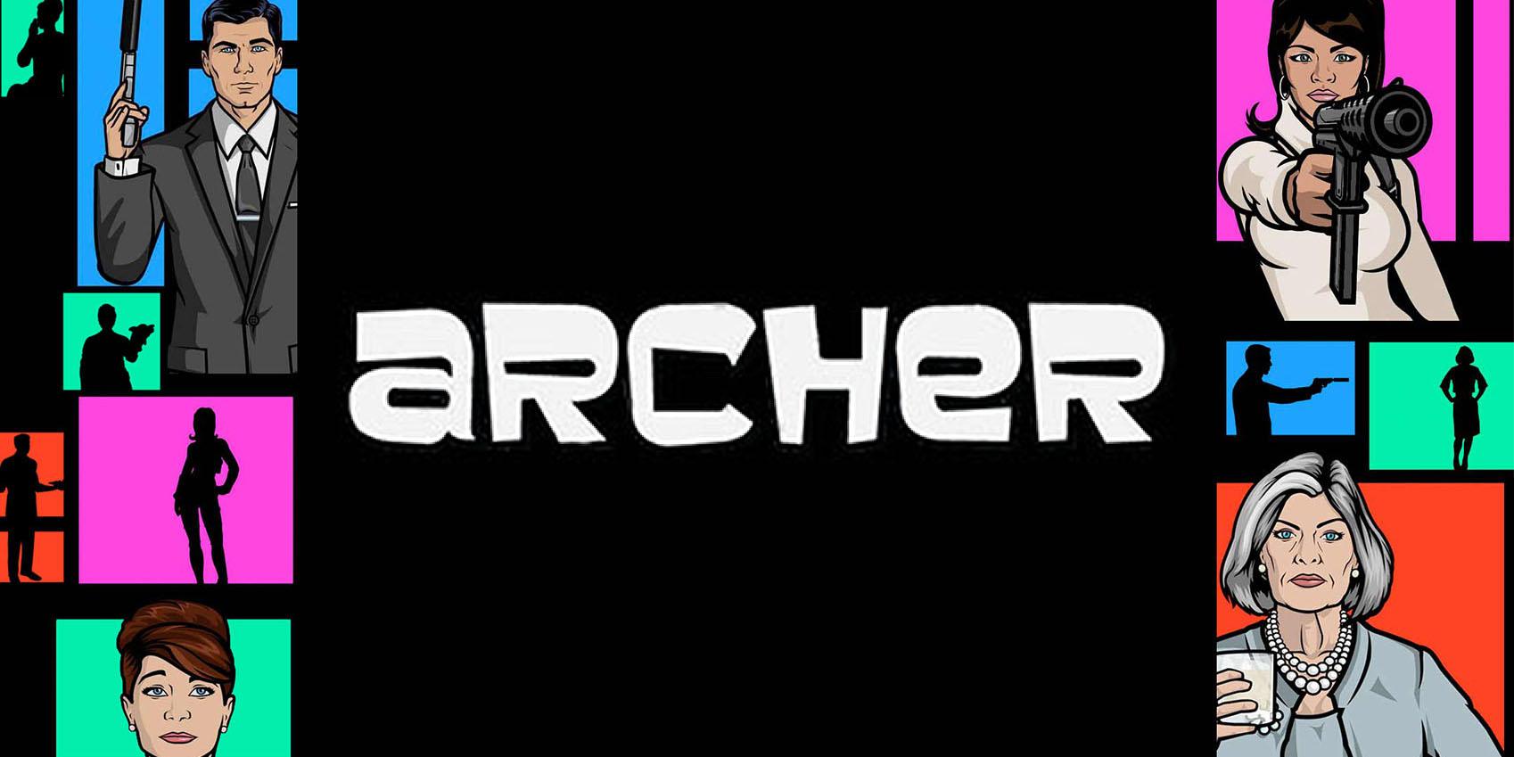 archer-sorozat