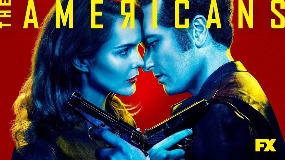 The Americans - Foglalkozásuk: amerikai kémsorozat FX Network