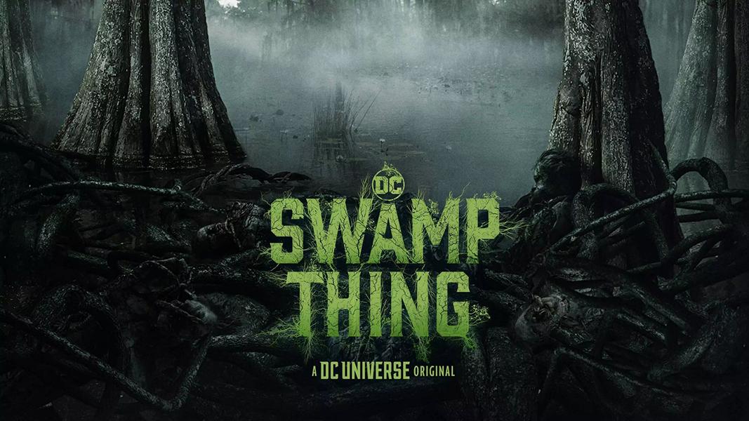 Swamp Thing - Mocsárlény: A sorozat